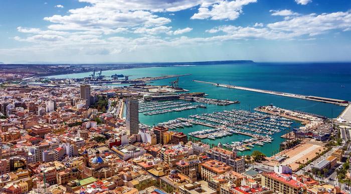 Oficinas en Alicante, Murcia y Elche
